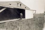 The hangar at Huffman Prairie