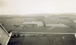 Aerial photograph of countryside surrounding Huffman Prairie