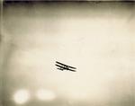 Wright Model F Flyer in high flight