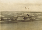 Wrights' 1902 camp as seen from Big Kill Devil Hill by Wright Brothers