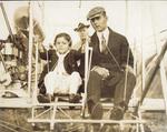 Albert Lambert Jr. and Walter Brookins