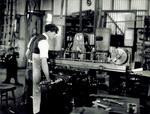 Working in the Machine Shop