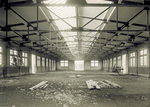 Wright Company factory under construction