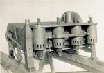 Left side of 1903 engine