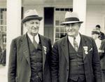 Adam Etheridge and John T. Daniels