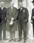 Orville Wright, Henry Ford, and James M. Cox
