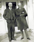 Orville Wright and Henry Ford by M. E. Fawcett