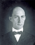 Portrait of Wilbur Wright
