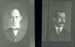 Portraits of Wilbur and Orville Wright