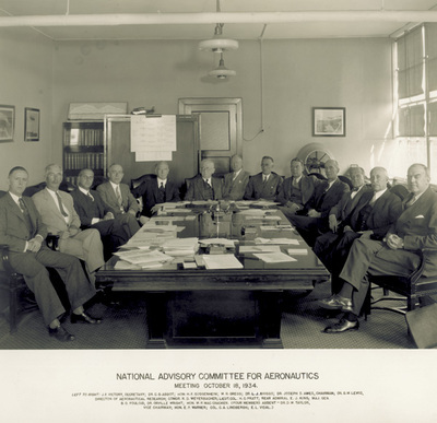 """Meeting of the National Advisory Committee for ..."