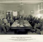 Meeting of the National Advisory Committee for Aeronautics