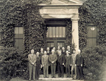 Group photograph of National Advisory Committee for Aeronautics