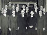 E. A. Deeds breakfast for National Advisory Committee for Aeronautics