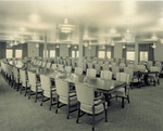 The Horseshoe Room at National Cash Register Company