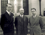 Orville Wright with Hartson and Milburn