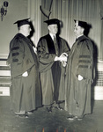 Orville Wright receives honorary doctorate in engineering