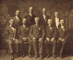 Ten Dayton Boys at Wright Brothers Homecoming celebration