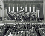 "Presentation of Navy ""E"" Award to NCR"