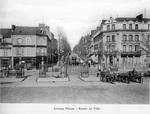 Avenue Thiers-Entree en Ville