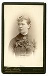 Portrait of Emma Teller Dennis