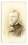 Portrait of Joseph Boyd by Hacker