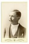 Portrait of Wilbur Landis