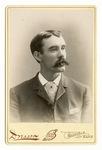 Portrait of unknown man by Dressen