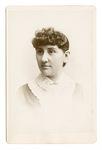 Portrait of Lottie Andrews by Bradley