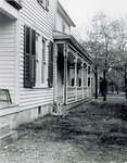 Side view of Wright Home