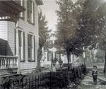 Daniel Henderson near 7 Hawthorne Street