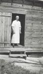 Orville Wright at Lambert Island