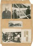 Ivonette Wright Miller Album - Wright Company Aviators and Wright School of Aviation