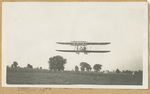 Wright Flyer in Flight at Simms Station