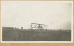 Wright Flyer Landing at Simms Station
