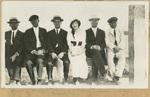 Group Photo at Simms Station