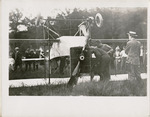 Benoist Airplane Wreck circa 1912