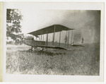 Benoist Type XII Airplane, circa 1912