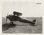 Boeing (X)PW-9, left hand side view