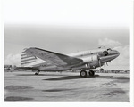 Curtiss-Wright CW-20 B-3 or C-46E Commando?