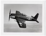 Grumman F8F-2