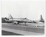 North America YF-107A