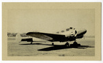 Beechcraft 18-A by William F. Yeager