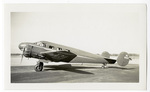 Beechcraft 18-B by William F. Yeager