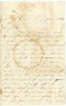 Letter from Stephen Patterson to his brother John written June 24, 1862