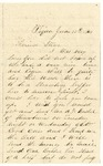 Letter to Stephen Patterson from J.J. Kirse, dated June 13, 1864