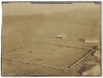 Aerial view of Airdrome, Karthouse, Coblenz looking NE