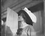Adelaide Ovington at the Harvard-Boston Aero Meet, August - September, 1911 by Anthony Philpott