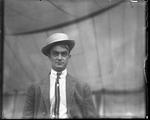 Arthur Stone at the Harvard-Boston Aero Meet, August - September, 1911 by Anthony Philpott