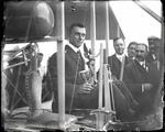 Harry Atwood at the Harvard-Boston Aero Meet, August - September, 1911
