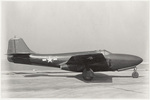 Bell YP-59A modified